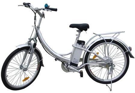 > 电动自行车动力电池
